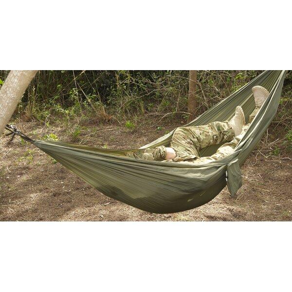 Tropical Cotton Camping Hammock by Snugpak
