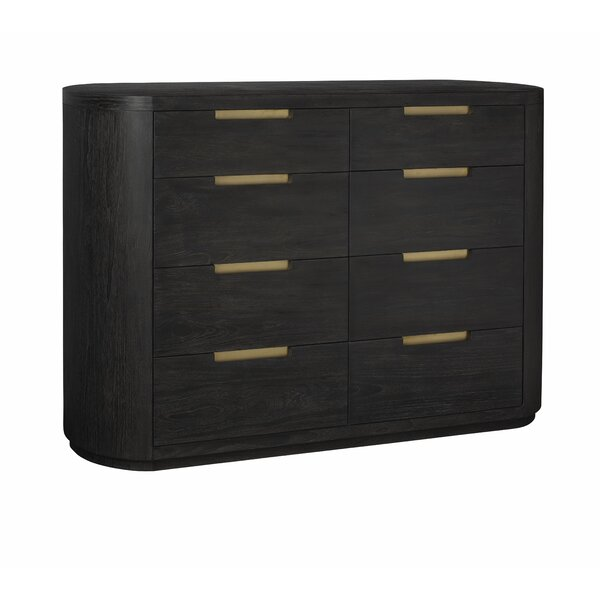 Palmer 8 Drawer Double Dresser by Brownstone Furniture