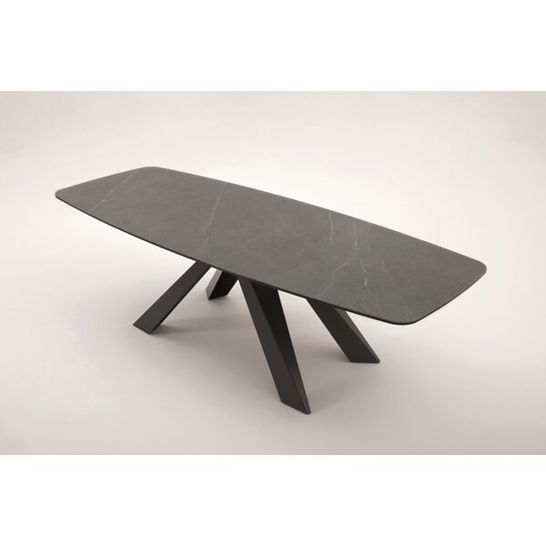 Treyvon Dining Table by Orren Ellis Orren Ellis