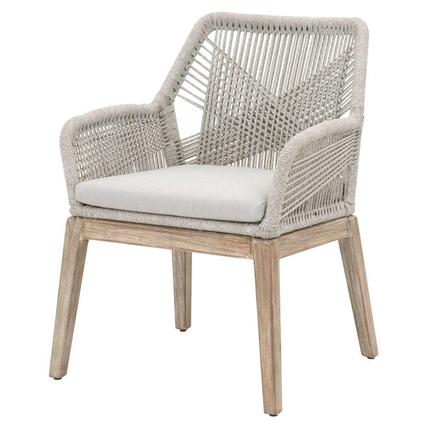 Jamar Upholstered Dining Chair (Set of 2) by Mistana