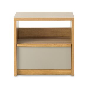 Loft 1 Drawer Nightstand by Child Craft