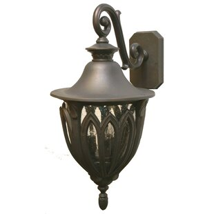 Order Phillipstown 3-Light Outdoor Wall Lantern By Alcott Hill