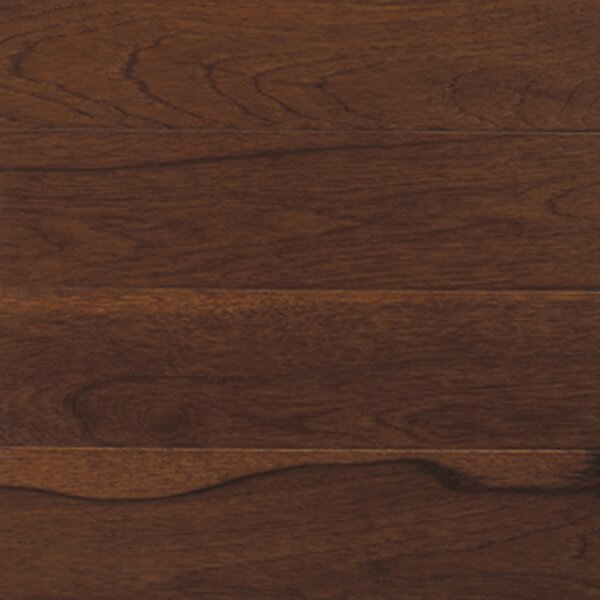 Specialty 5 Engineered Hickory Hardwood Flooring in Hickory Nutmeg by Somerset Floors