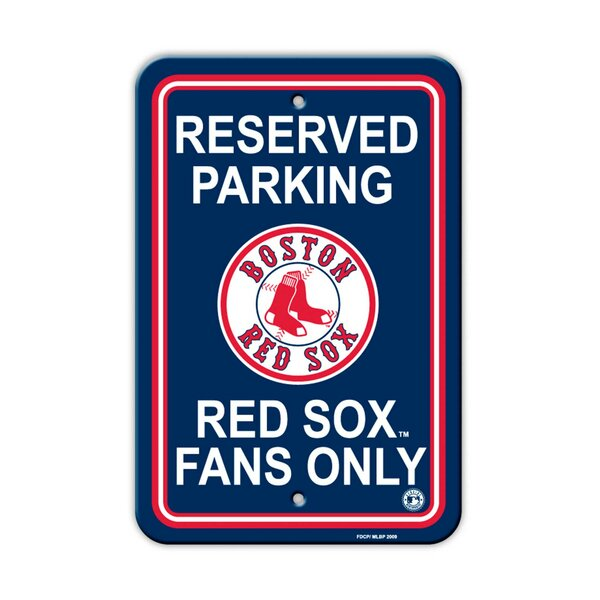 MLB Parking Sign by NeoPlex