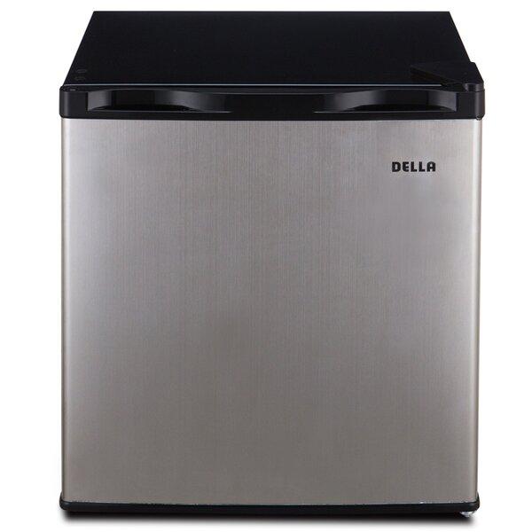 1.6 cu. ft. Compact Refrigerator by Della
