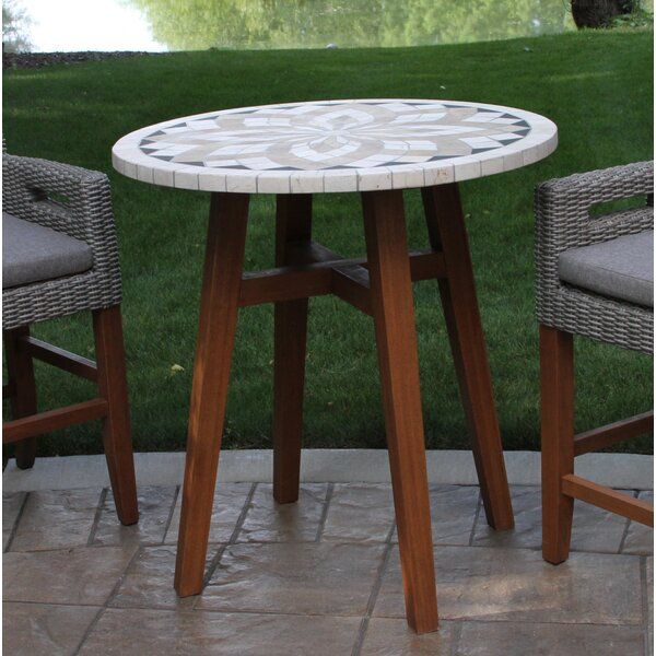 Jameson Bistro Table by Alcott Hill