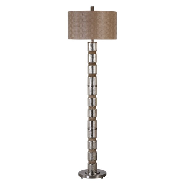 Fayetteville 63 Floor Lamp by Bay Isle Home