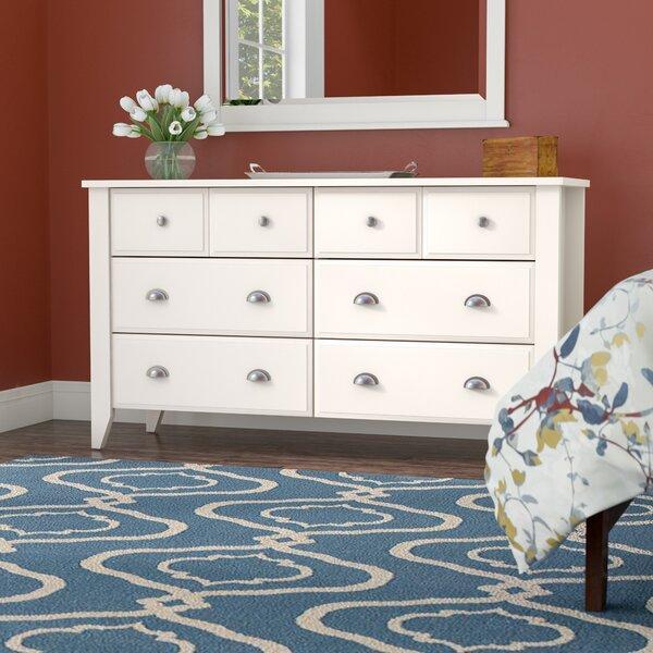 Revere 6 Drawer Dresser b...