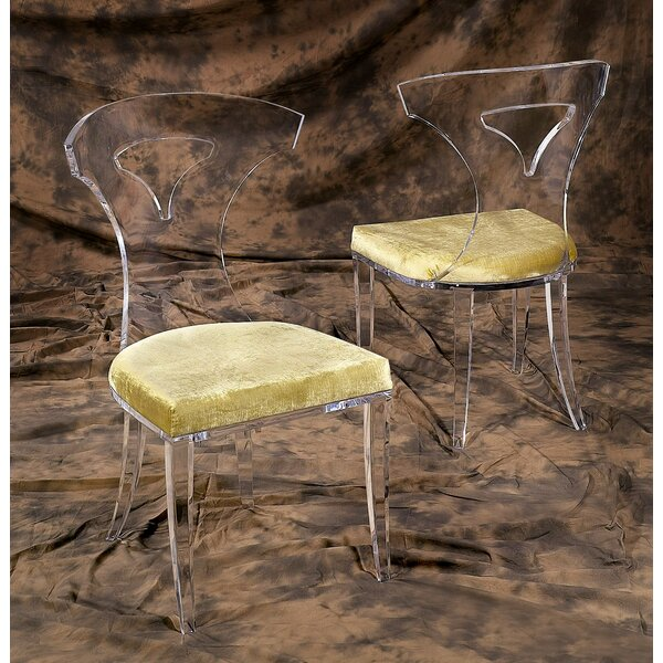 Victory Upholstered Dining Chair by Shahrooz