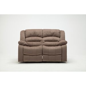 Vermont Recliner Reclining Loveseat by Noble House