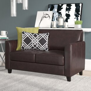 Tight Back Leather Sofas Youu0027ll Love | Wayfair