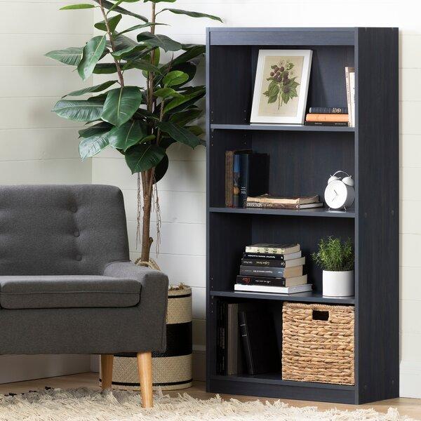 Eadoin Standard Bookcase By Latitude Run