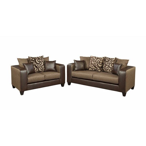 Winburn 2 Piece Living Room Set by Latitude Run