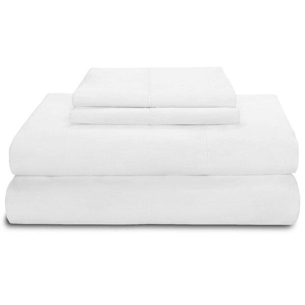 Supima Cotton 600 Thread Count Sheet Set by Vivendi Home