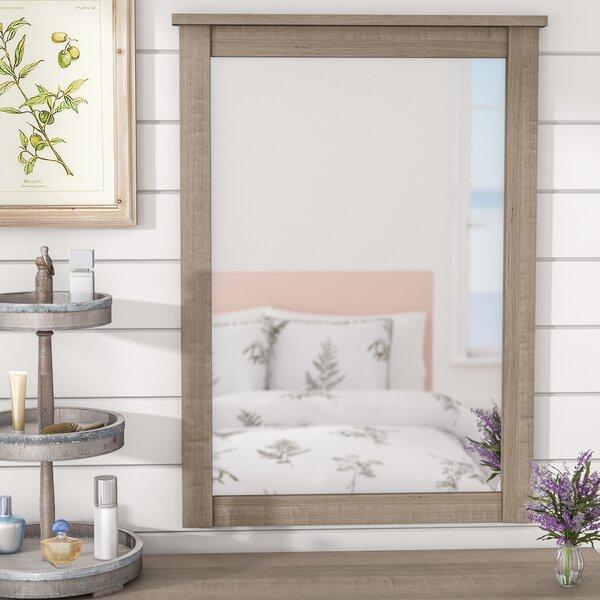 Valencia Rectangular Dresser Mirror by Laurel Foundry Modern Farmhouse