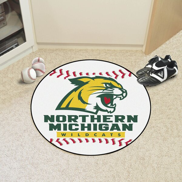 Northern Michigan University Doormat by FANMATS