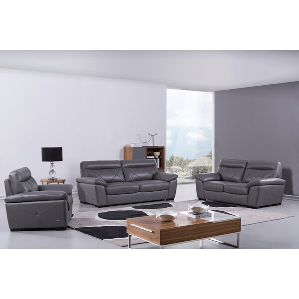 Otto Configurable Living Room Set by Orren Ellis