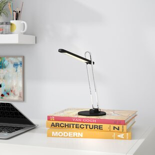 Comparison Higley 17.5 Desk Lamp By Wade Logan