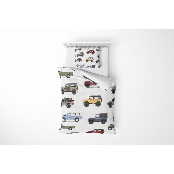 Lomita Land Rover Comforter Set
