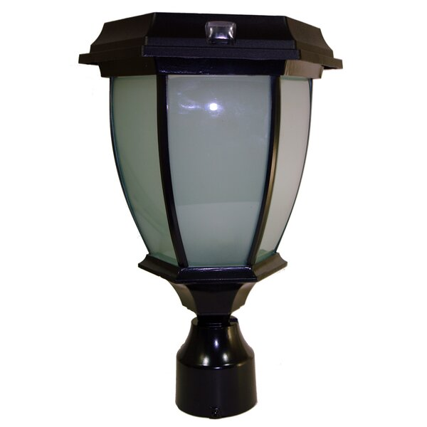 Outdoor 5-Light Lantern Head by Solar Goes Green