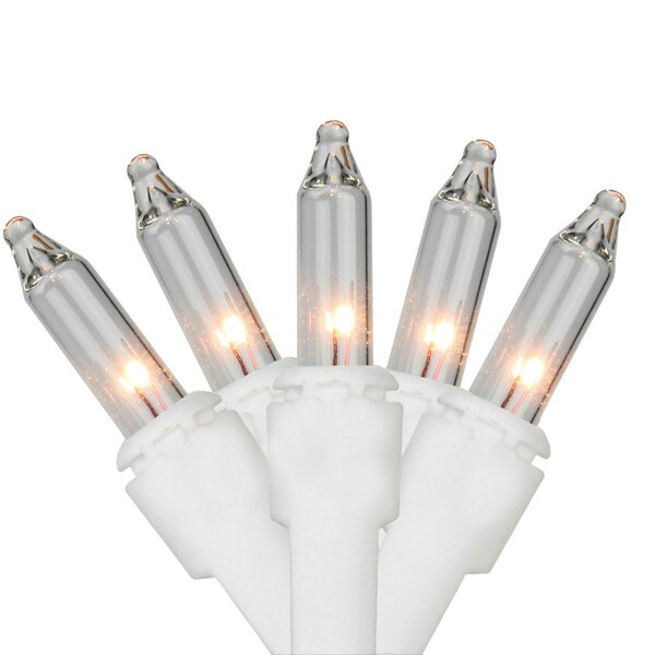 50 Lights Mini Christmas Lighting (Set of 8) by The Holiday Aisle