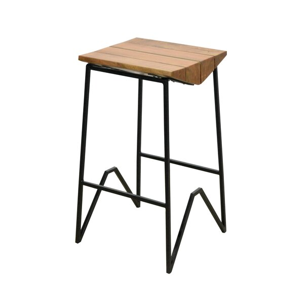 Jayesh End Table by Union Rustic