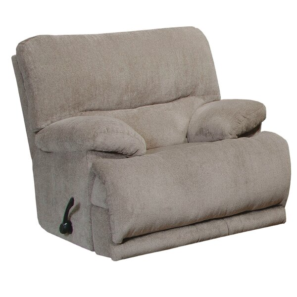 Jules Chaise Rocker Recliner by Catnapper