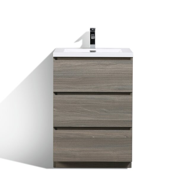 Riker 23 Single Bathroom Vanity Set by Orren Ellis