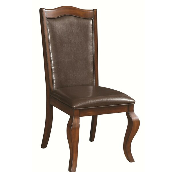 Walton Bay Upholstered Dining Chair (Set of 2) by Millwood Pines