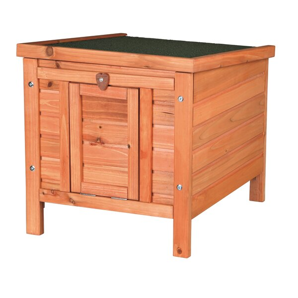 Luellen Small Animal Cage with Outdoor Run by Tucker Murphy Pet