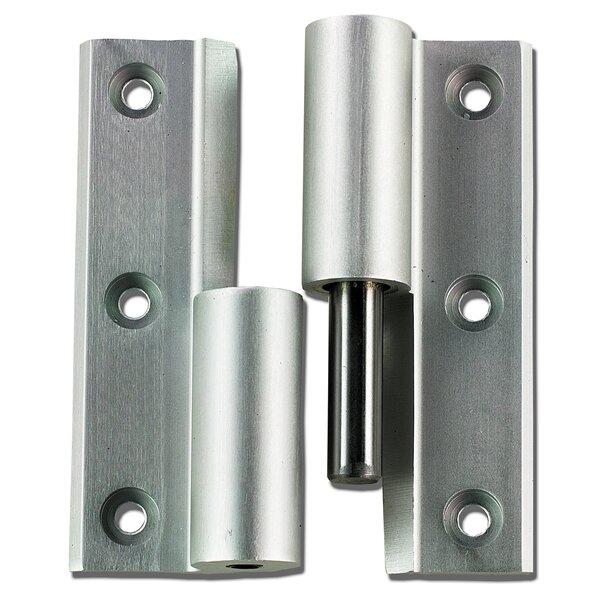 5 H × 5 W Butt/Ball Bearing Pair Door Hinges by Global Door Controls