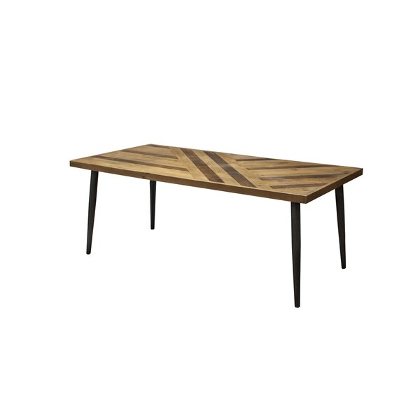 Brousseau Dining Table by Union Rustic Union Rustic