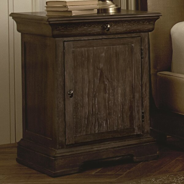 Pond Brook Nightstand by Darby Home Co