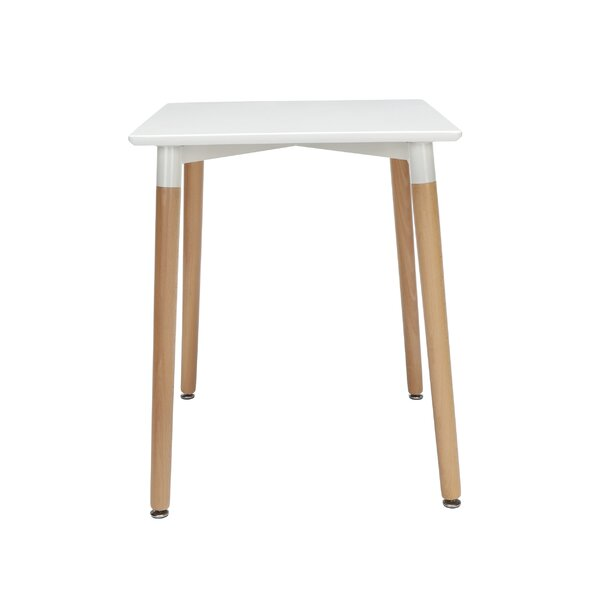 Ozie Solid Wood Dining Table By Latitude Run
