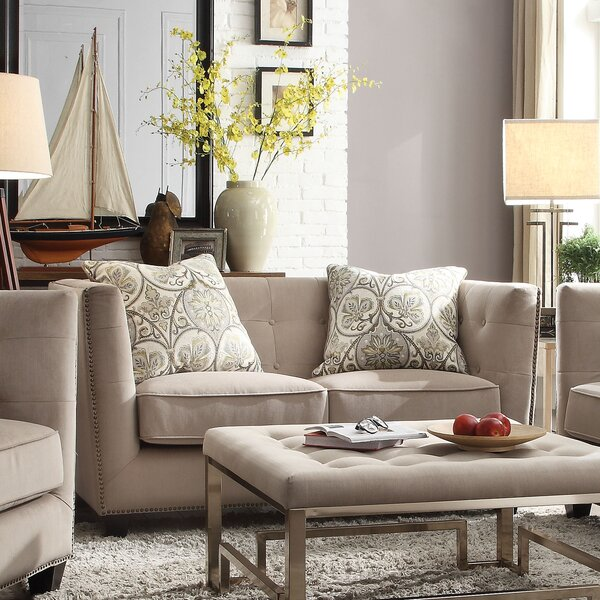 New Look Ferguson Loveseat by Brayden Studio by Brayden Studio