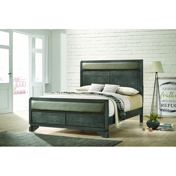 Blanchette Davidson Upholstered Standard Bed by Red Barrel Studio