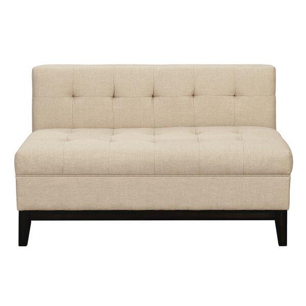 Witmer Upholstered Bench by Orren Ellis Orren Ellis