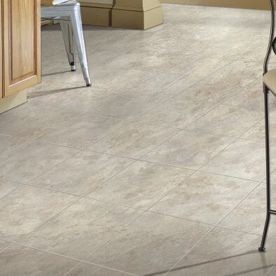 Stone Creek 12 x 48 x 8.3mm Tile Laminate Flooring in Glace by Armstrong Flooring