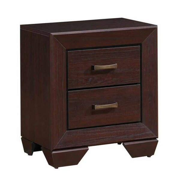 Magdalen 2 Drawer Nightstand by Millwood Pines Millwood Pines