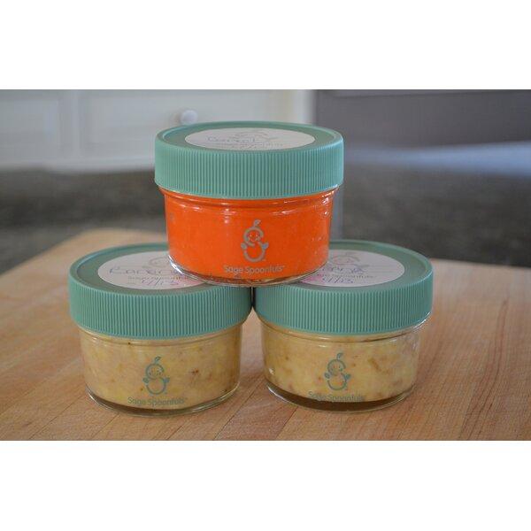Essentials 6 Container Food Storage Set by Sage Spoonfuls