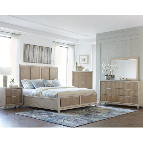 Smithson Platform Configurable Bedroom Set by Beachcrest Home