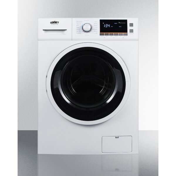 Summit 2 cu. ft. All In One Combo Washer and Elect