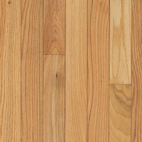 Waltham 2-1/4 Solid Oak Hardwood Flooring in Country Natural by Bruce Flooring
