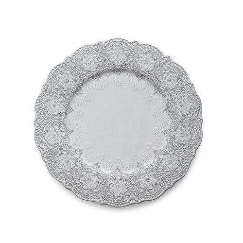 Merletto 12.25 Charger Plate by Arte Italica