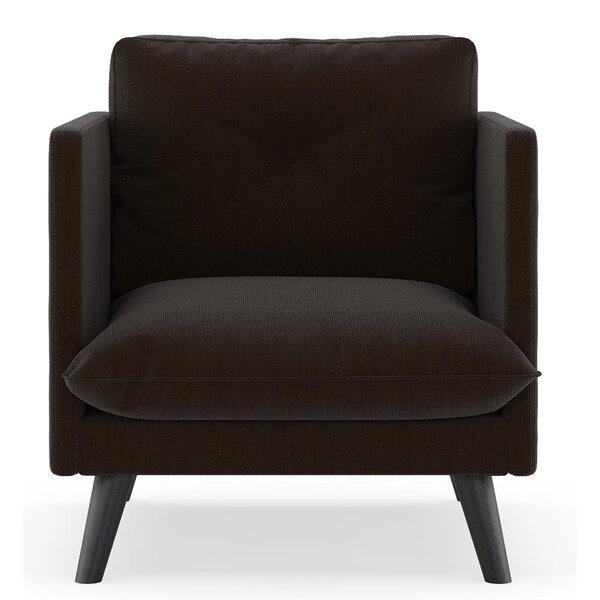 Crain Armchair by Corrigan Studio
