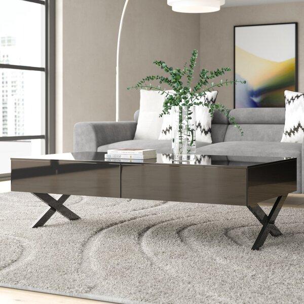 Garry Coffee Table by Wade Logan Wade Logan