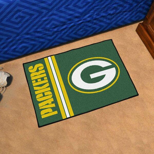 NFL - Green Bay Packers Starter Doormat by FANMATS