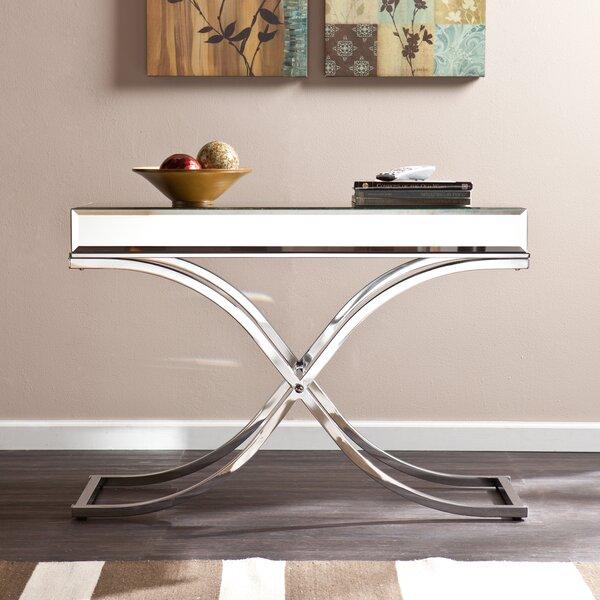 Genial Willa Arlo Interiors Grigor Mirrored Console Table U0026 Reviews | Wayfair