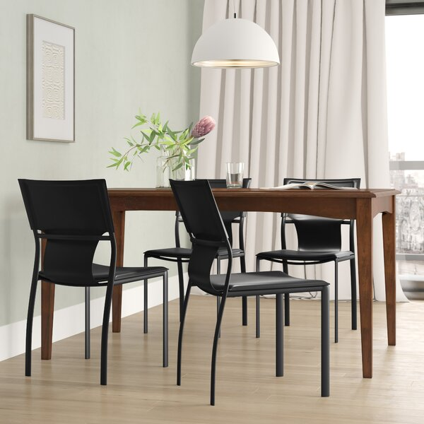 Edmond Dining Chair (Set of 2) by Wade Logan