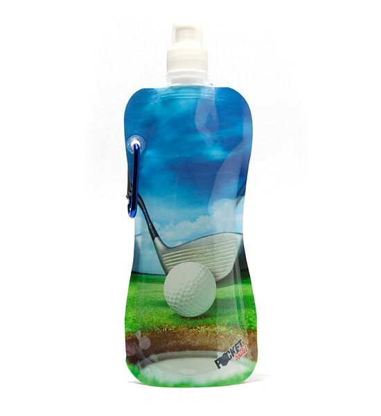 Broadmoor Golf Pocket Water Bottle by Winston Porter